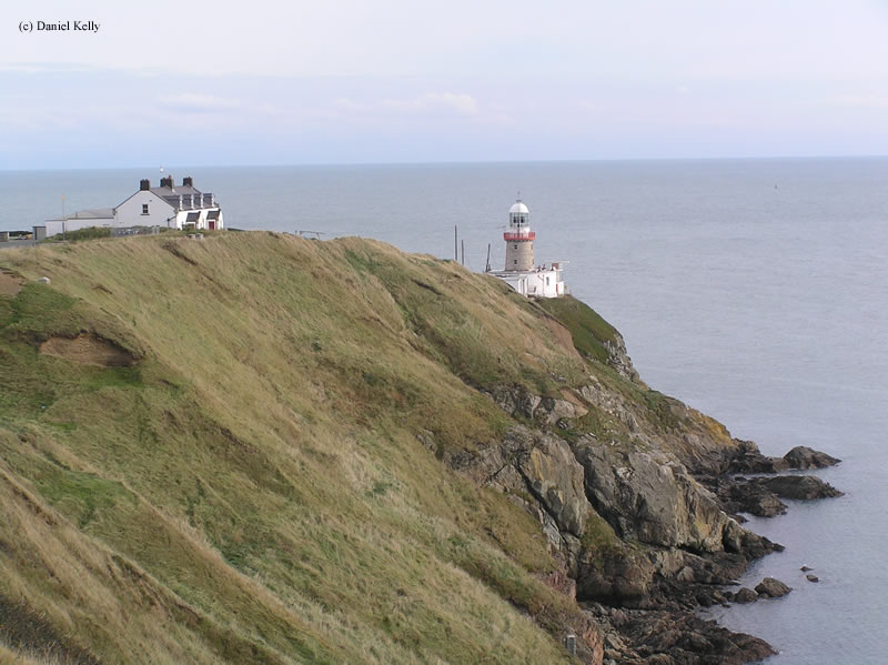 Photo of the Baily Lighthouse.