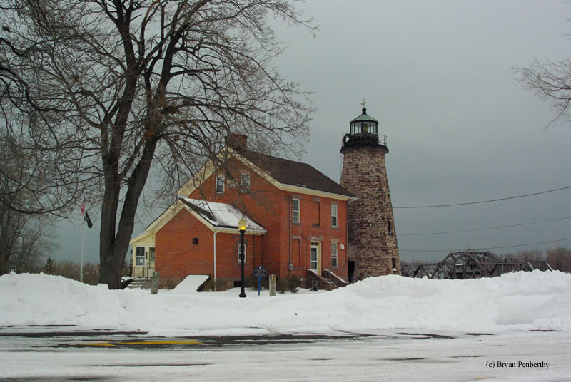 Charlotte Genesee Lighthouse: Genesee Lighthouse Photos