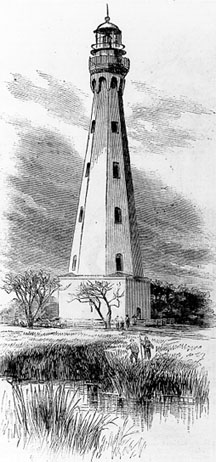 1767 Charleston Main Lighthouse