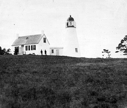 1847 West Chop Lighthouse