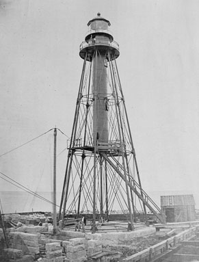 1859 Chicago Lighthouse