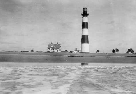 1876 Morris Island Lighthouse