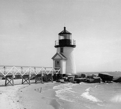 1901 Brant Point - U.S. Coast Guard Archive Photo