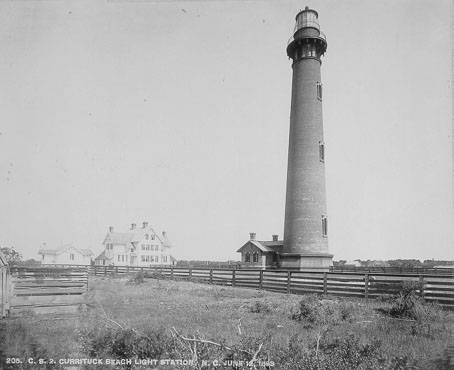 Currituck Beach Lighhouse