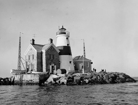 Execution Rocks Coast Guard Archive Photo