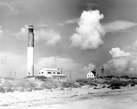 Oak Island Lighthouse Caswell Beach North Carolina