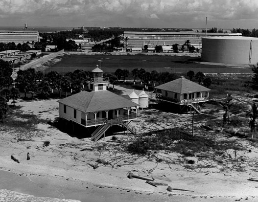 U.S. Coast Guard Archive Photo of the Port Boca Grande Lighthouse