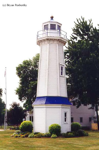 Picture of Niagara River Rear Range Lighthouse