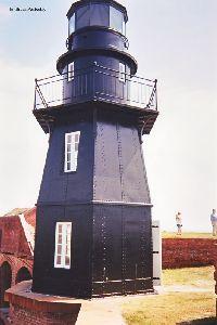 Garden Key Lighthouse Photos