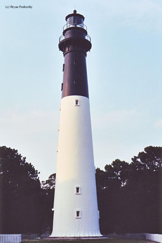 Hunting Island Lighthouse Sc