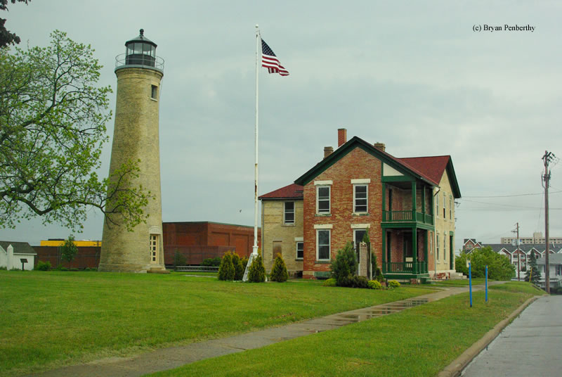Picture of Kenosha (Southport) Lighthouse