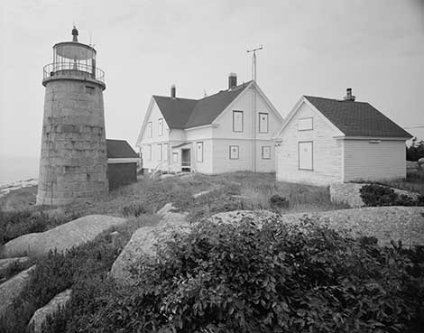 Library of Congress photo of the Whitehead Lighthouse