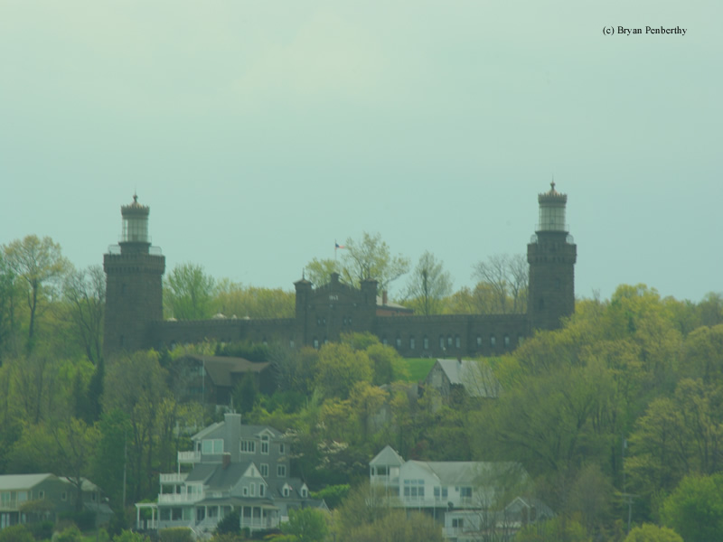 Photo of the Navesink Lighthouse.