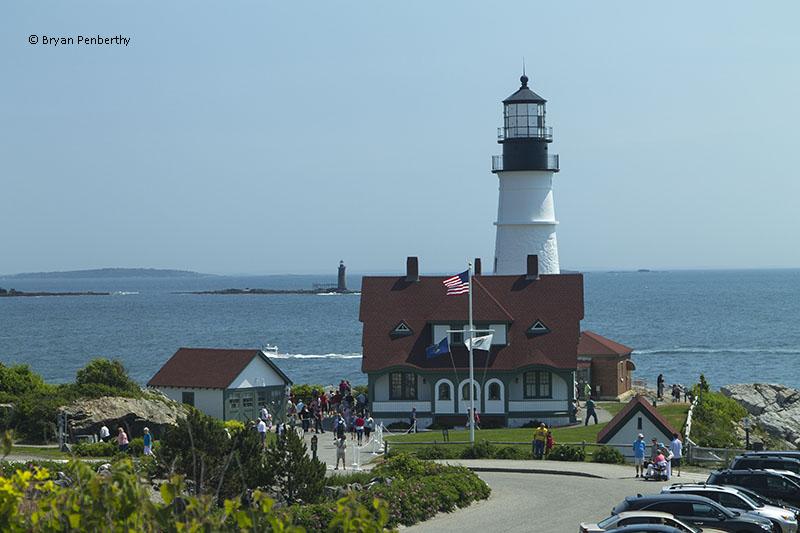 Portland Head Lighthouse Portland Maine