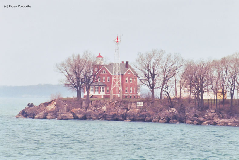 Picture of South Bass Island Lighthouse