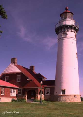 Picture of Seul Choix Point Lighthouse