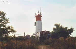 Nice close up of the lighthouse.
