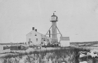 Monomoy Point - U.S. Coast Guard Archive Photo